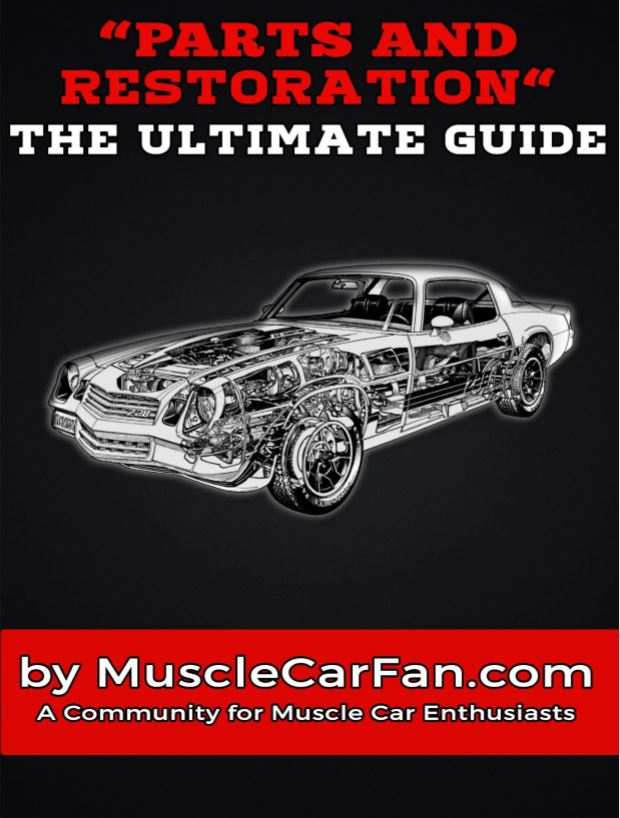 """Parts & Restoration"" - The Ultimate Guide - Instant eBook"