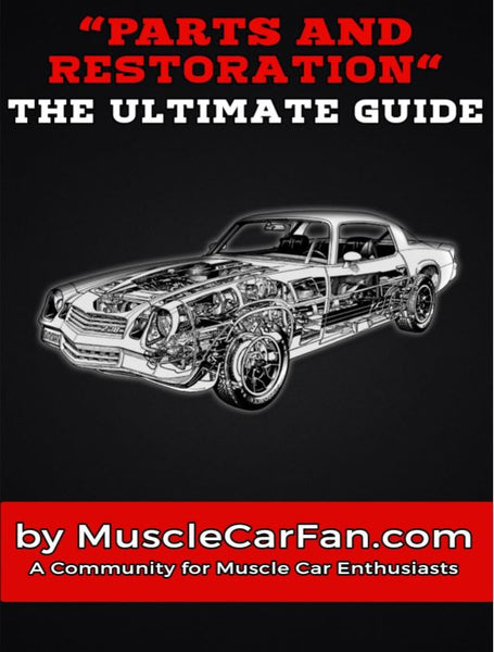 """Parts & Restoration"" - The Ultimate Guide - Instant eBook (10 Tickets)"