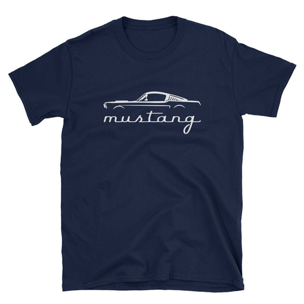 Mustang T-Shirt (Gildan Cotton - 10 Tickets)