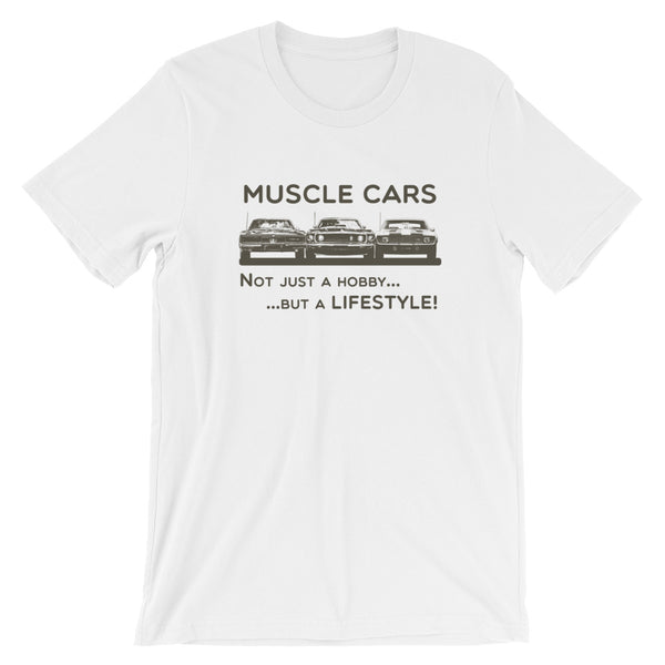 Muscle Cars - Not Just a Hobby... but a Lifestyle! (Bella Cotton - 10 Tickets)