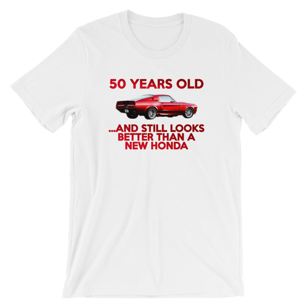 50 Years Old .. Still Looks Better Than a New Honda (Bella Cotton)