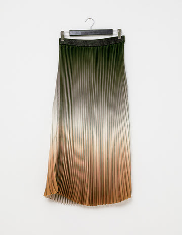 Quinn Forest/Clay Ombre Skirt