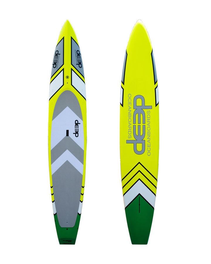 DEEP Riot Touring 12'6 Fusion Tech SUP