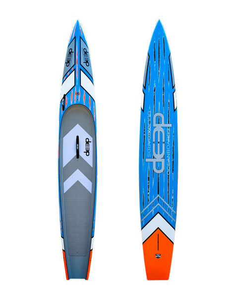 DEEP Fireball  V2 14' Racing SUP 2019