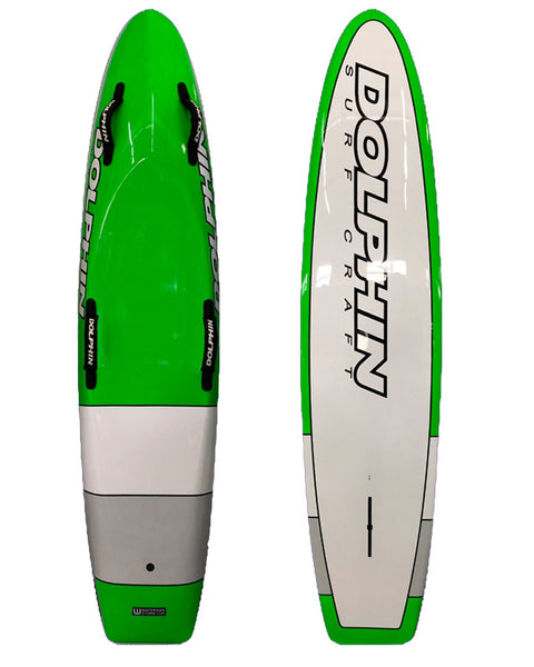 DOLPHIN Nipper 6'6 Epoxy Racing Board - Two tone Available Now!