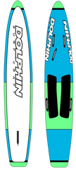 Dolphin 10'6 Soric Racing Board - Available Now