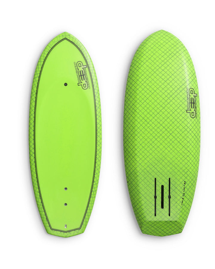 DEEP surf foil board