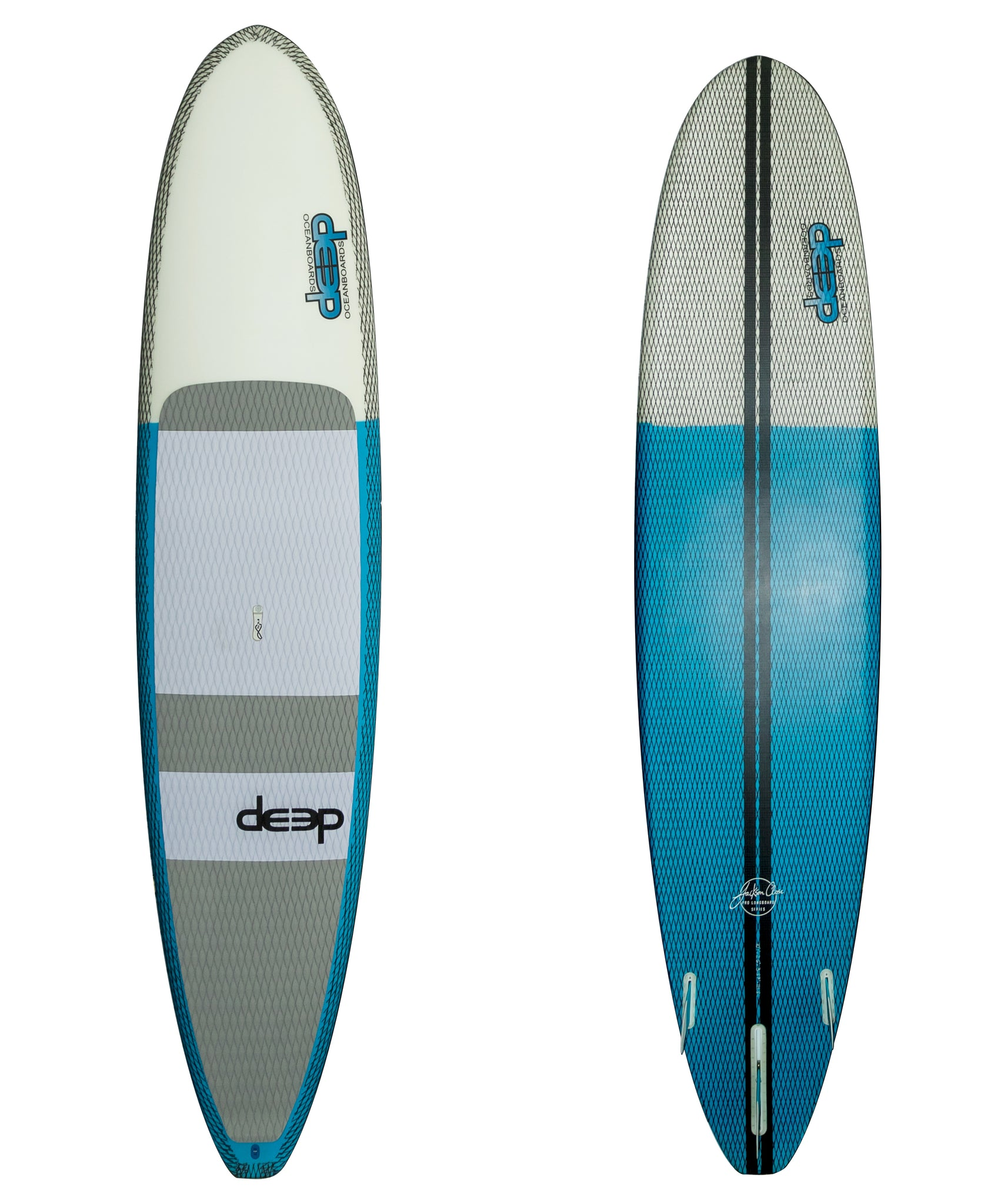 DEEP Jackson Close 10'1 Pro Longboard Series