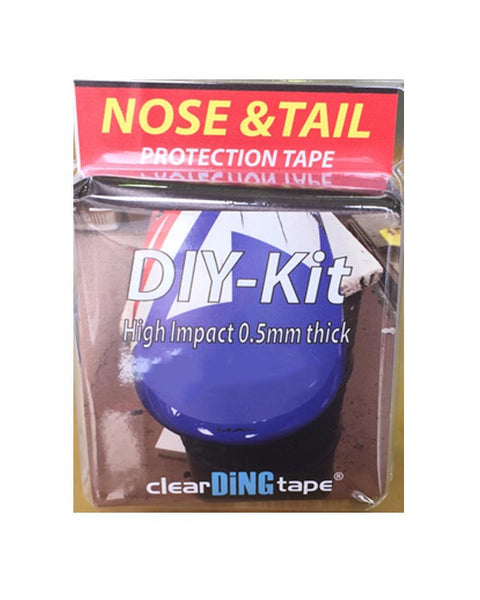 DIY Nose and Tail Protection tape