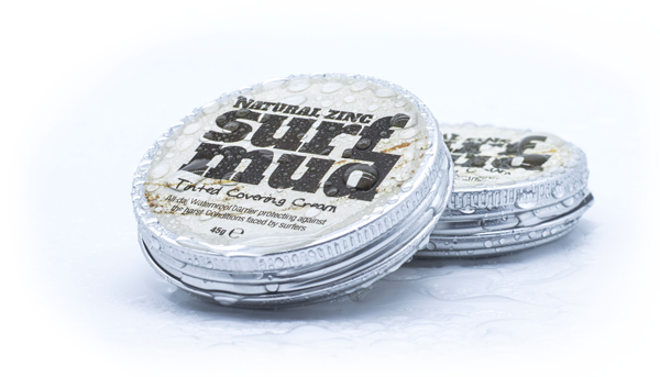 Surf Mud - Natural Zinc