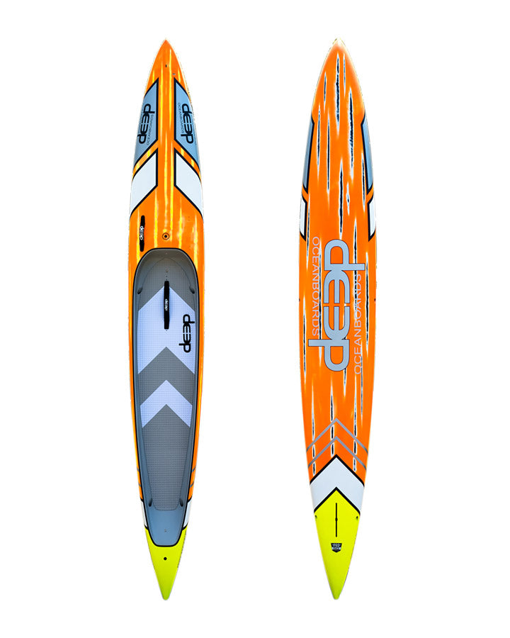 DEEP Velocity 14' Racing SUP 2019