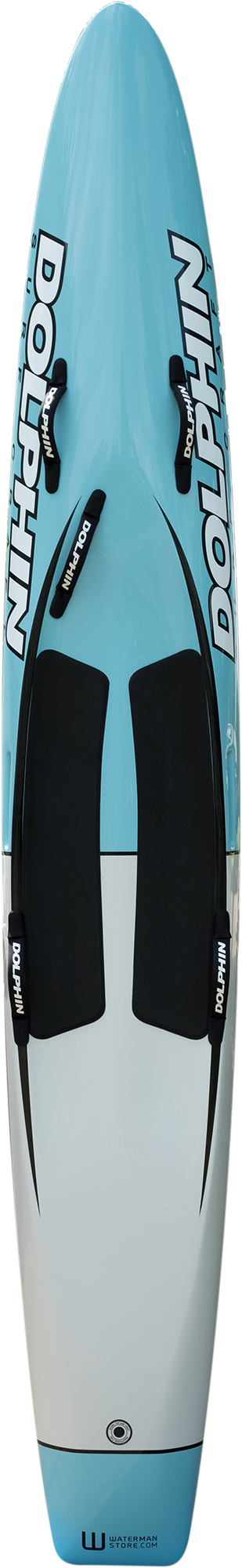 Dolphin Surf Craft 10'6 Race Board - Panel - 100kg (Europe)