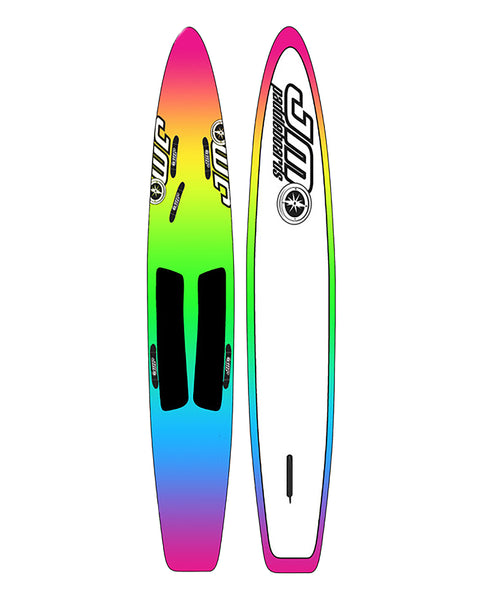 JM Race Board - Rainbow