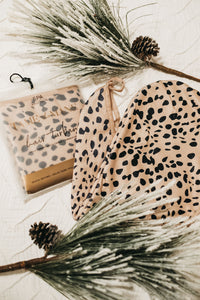 Animal Print Hair Turban