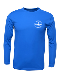 Mens Pioneer L/S Electric Blue