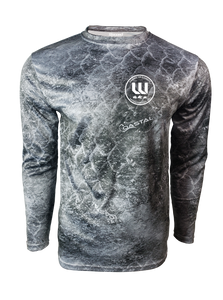 Mossy Oak Coastal L/S Cloudbank