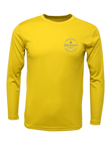 Mens Pioneer L/S Gold