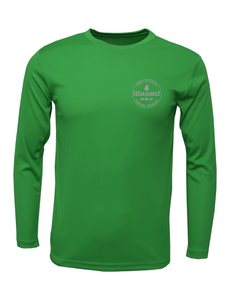 Mens Pioneer L/S Kelly Green