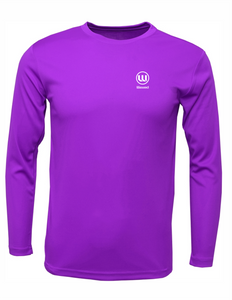 Kids Pioneer L/S Electric Purple