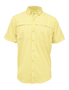 Waxed Sportsman S/S Yellow