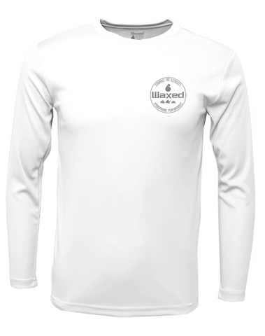 Mens Pioneer L/S White