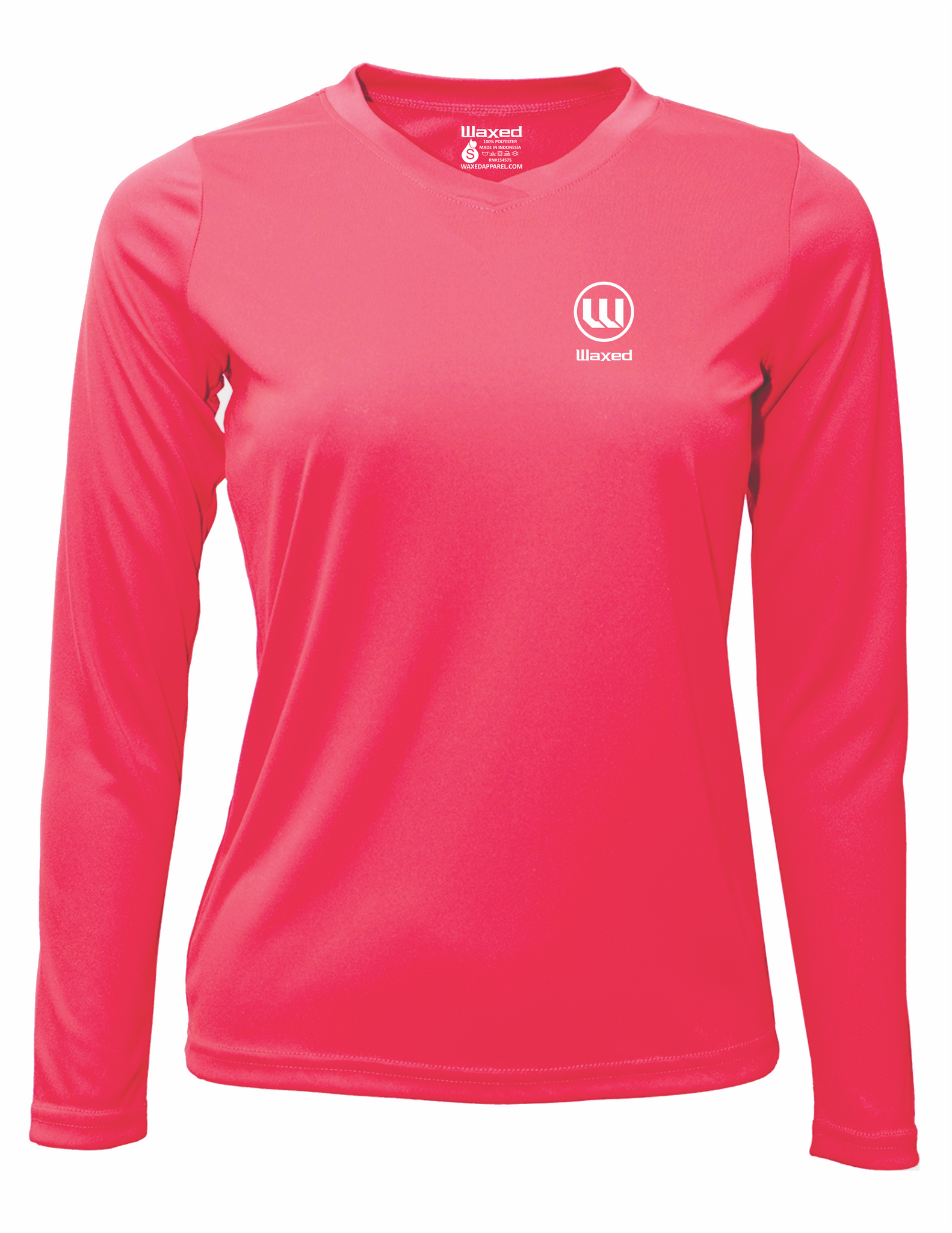 Womens Pioneer L/S Coral