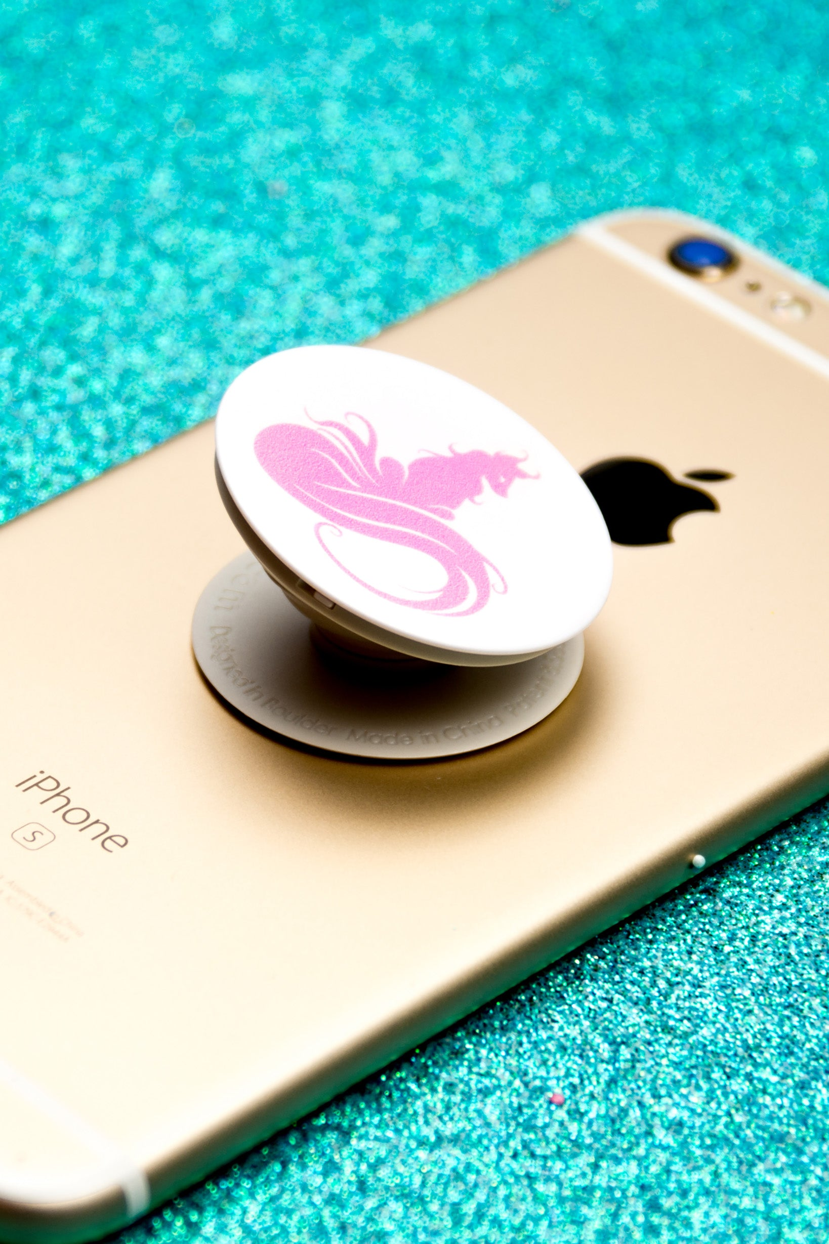 Arctic Fox PopSocket