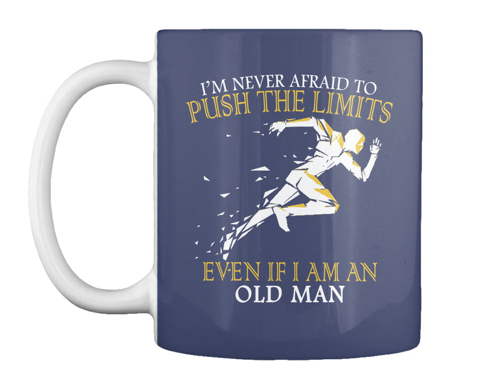 Limited - Push Running Old Man