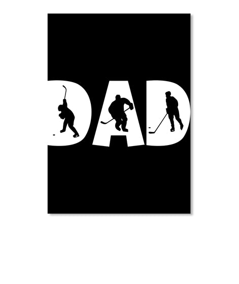 Hockey Dad Limited Edition