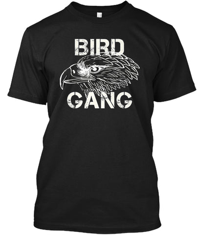 Bird Gang Eagle Unisex T Shirt