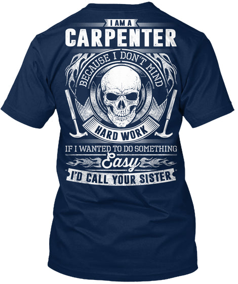 Carpenter - Limited Edition