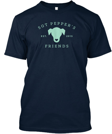 Official Sgt Pepper's Friends Merch