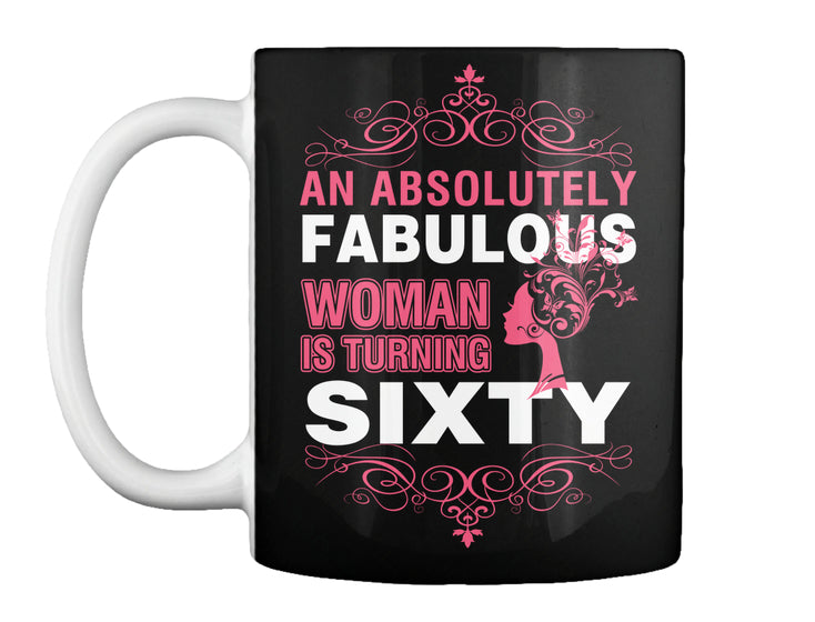 AN ABSOLUTELY FABULOUS - 60