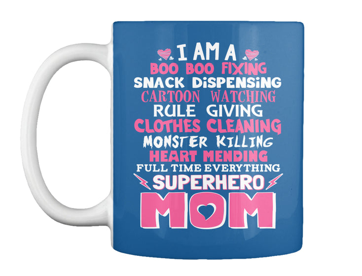 SUPERHERO MOM T-Shirts and Hoodies