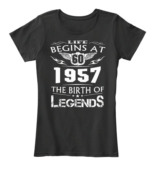 Life Begins At 1957 The Birth Of Legends