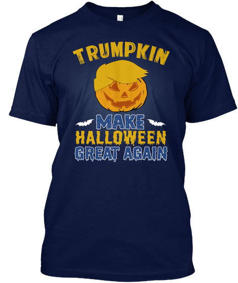 Trumpkin Make Halloween Great Again Tshi