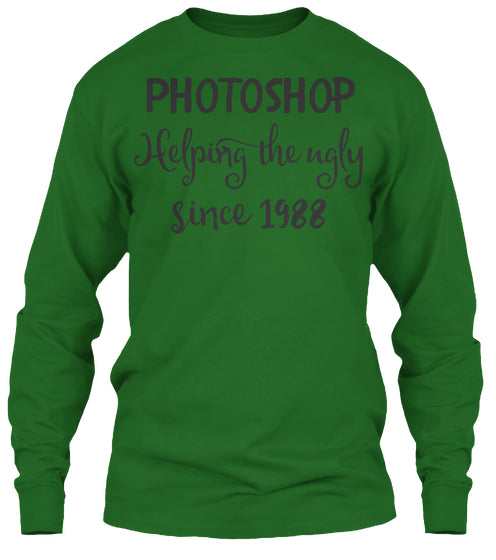 Photoshop Helping The Ugly Since 1988 Ugly Christmas Sweater