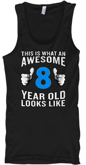 This Is What An Awesome 8 Year Old Look