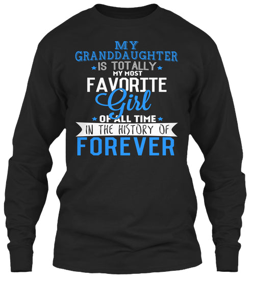 Limited Edition-My Granddaughter Forever