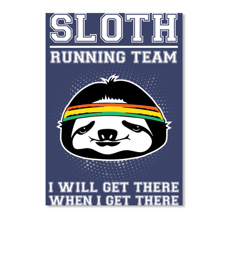 Sloth Running Team 🏃