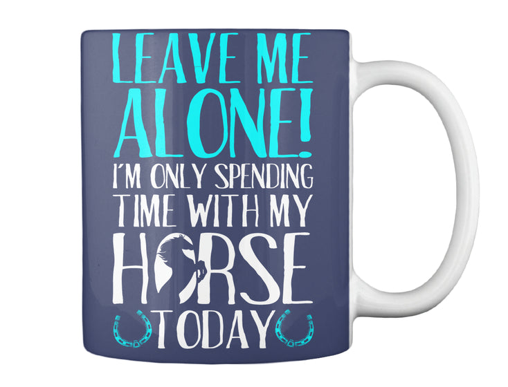 Horse Riding - Leave Me Alone..