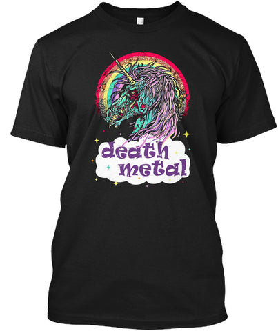 Zombie Unicorn Death Metal