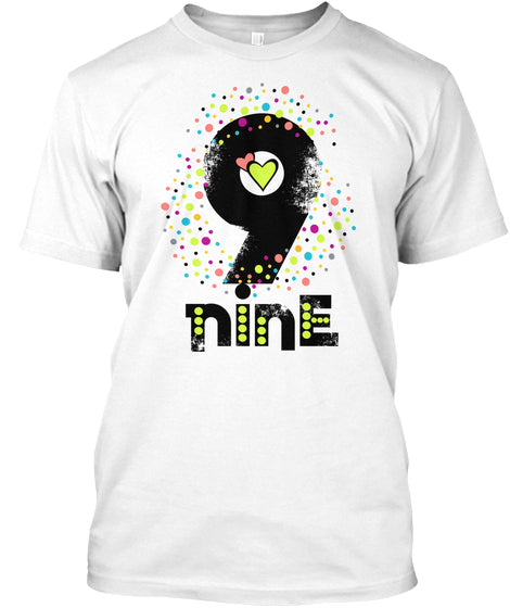 Awesome Number Nine T-Shirt