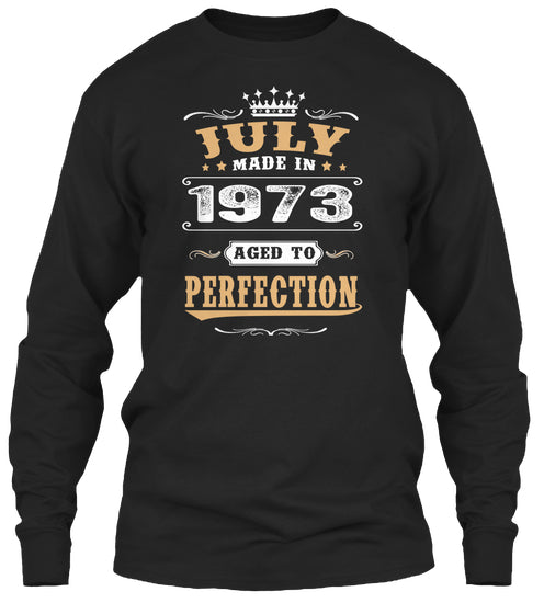1973 July Aged to Perfection