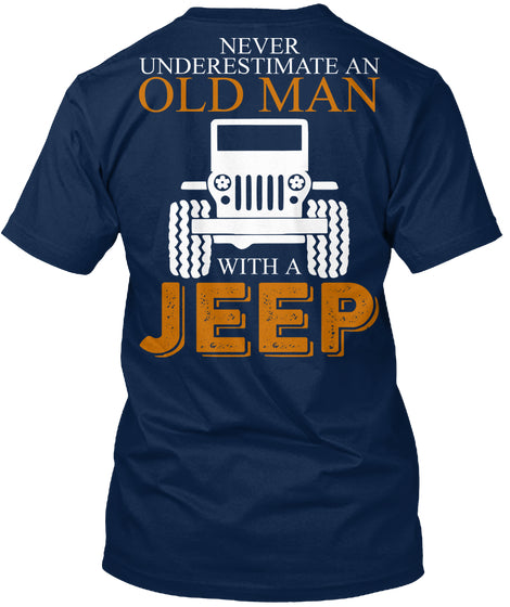 JEEP OLD MAN