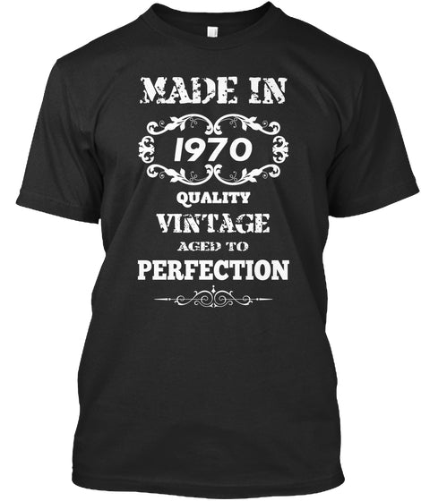 Made in 1970 Vintage