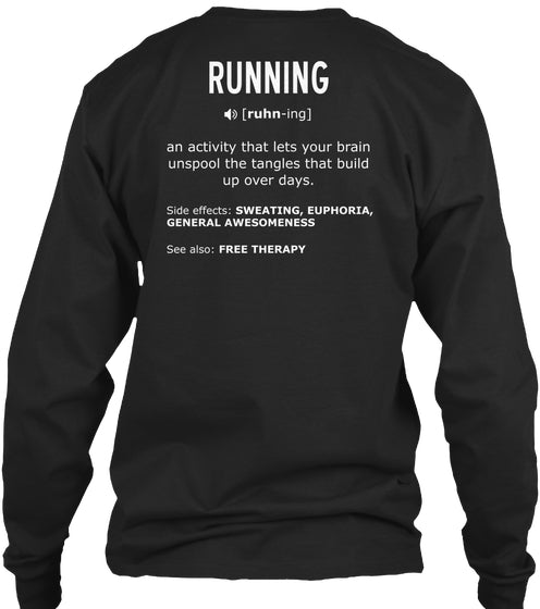 Definition of Running M