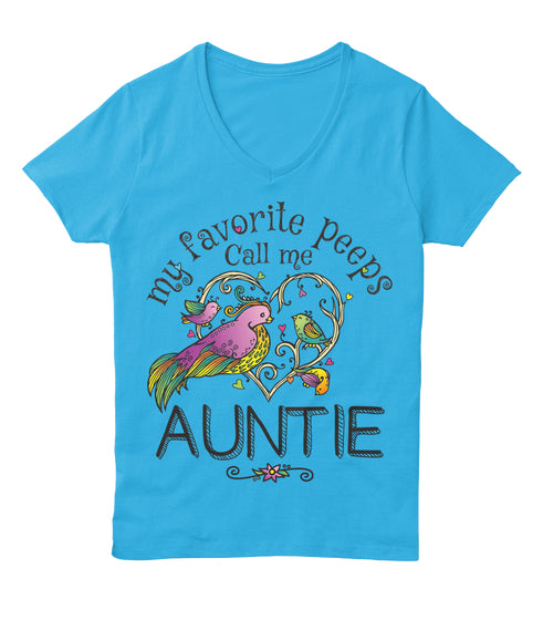 My Favorite Peeps Call Me AUNTIE