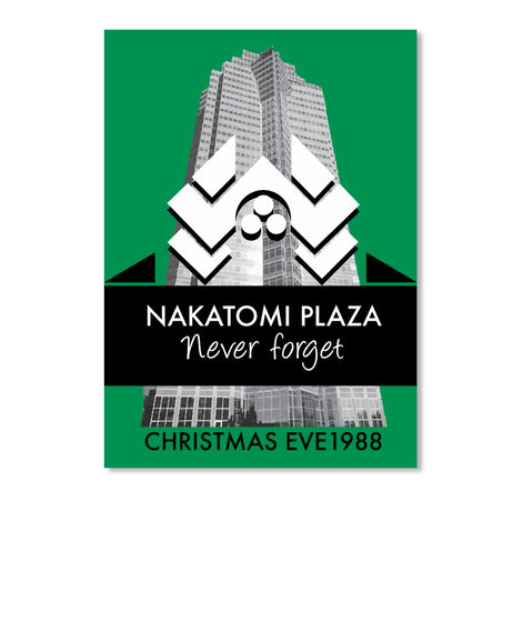 never forget nakatomi plaza eve 1988 ugly christmas sweater