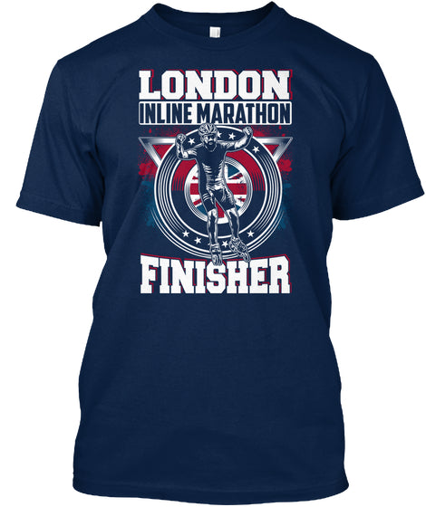 London Inline Marathon 2017 - Finisher T